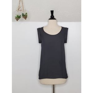 Kenneth Cole Cap Sleeve Top